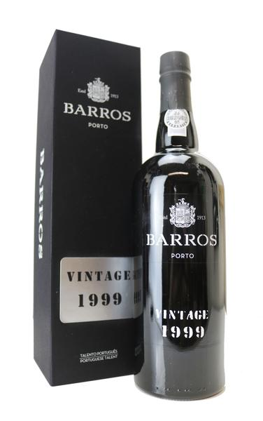 1999 Barros Vintage Port in Gift Box, 1999